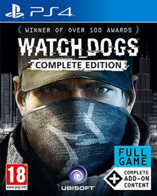 Watch Dogs (Complete Edition)(for PS4)