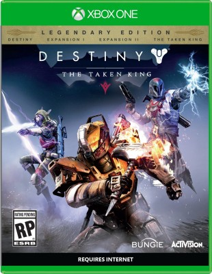 Destiny - The Taken King (Legendary Edition)