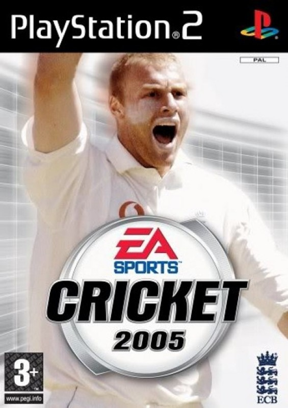 Cricket 2005(for PS2)