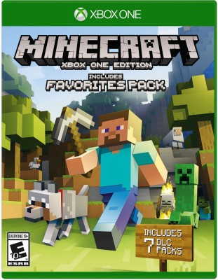 Minecraft: Favorites Pack (Xbox One Edition)