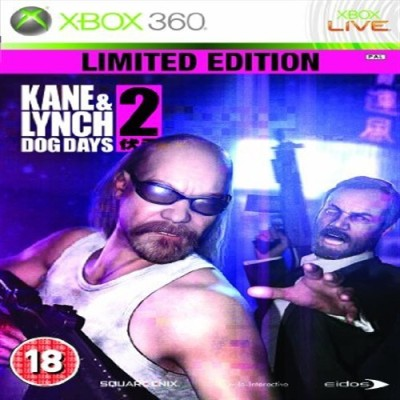 Kane & Lynch 2 LIMITED Edition (Xbox 360 Edition)