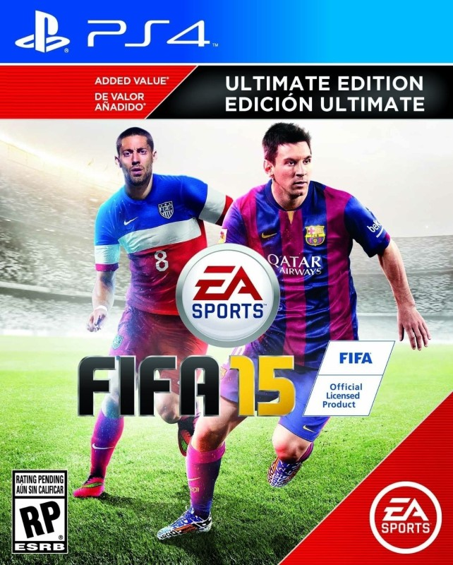 FIFA 15 (Ultimate Edition)(for PS4)