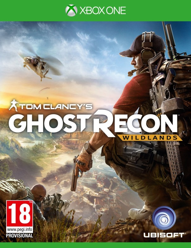 Tom Clancy's Ghost Recon: Wildlands(for Xbox One)