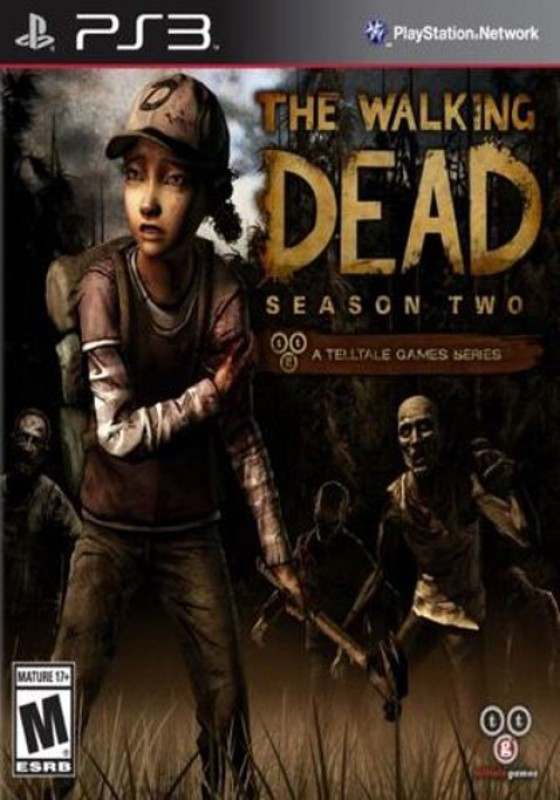 The Walking Dead : Season Two(for PS3)