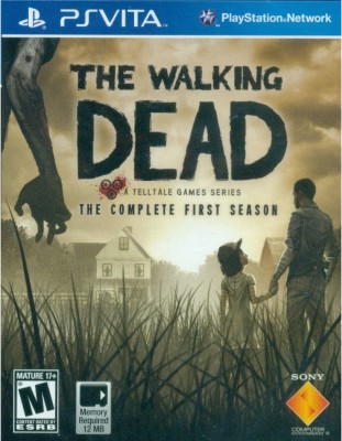 The Walking Dead The Complete First Season (Premium Edition)(for PS Vita)
