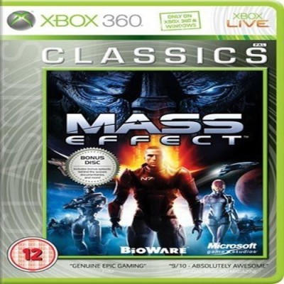 Mass Effect - Double Disk Special - Classics Edition (BBFC) (Xbox 360 Edition)