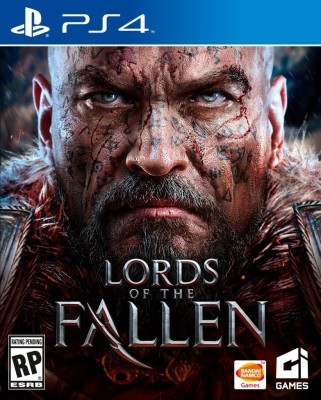Lords Of Fallen(for PS4) at flipkart