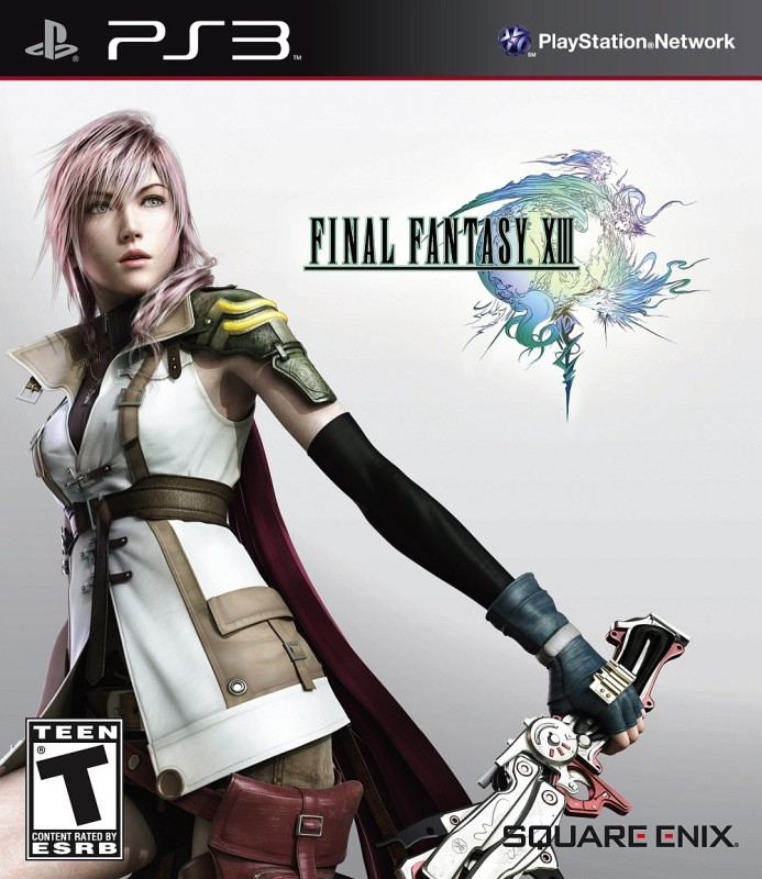 Final Fantasy XIII(for PS3)
