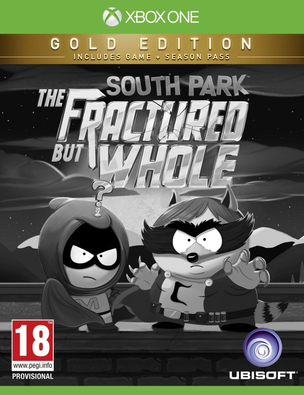 SOUTH PARK: THE FRACTURED BUT WHOLE (Gold Edition)(Game and Season Pass for Xbox One)