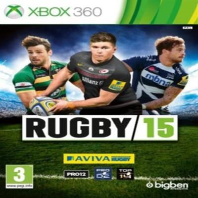 Rugby 15 (SA) (Xbox 360 Edition)