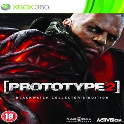 Prototype 2: Blackwatch Collectors Edition (Xbox 360 Edition)
