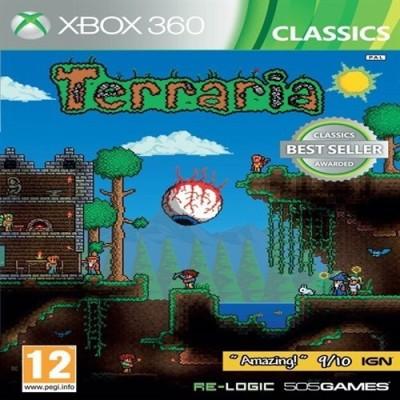 Terraria (Xbox 360 Edition)