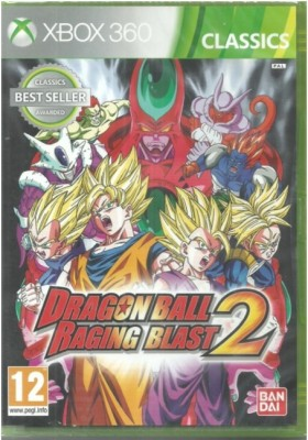 Dragon Ball : Raging Blast 2 Classics