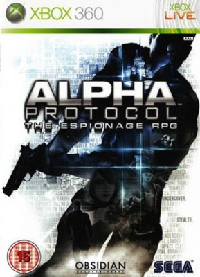 Alpha Protocol (Xbox 360 Edition)
