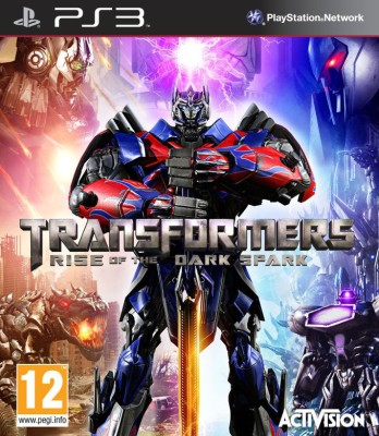 Tranceformers - Rise of the Dark Spark Ps3