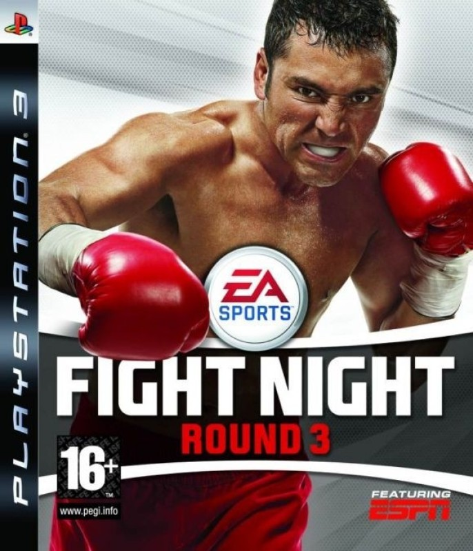 Fight Night Round 3(for PS3)