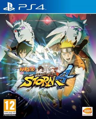 Naruto Shippuden: Ultimate Ninja Storm 4(for PS4)