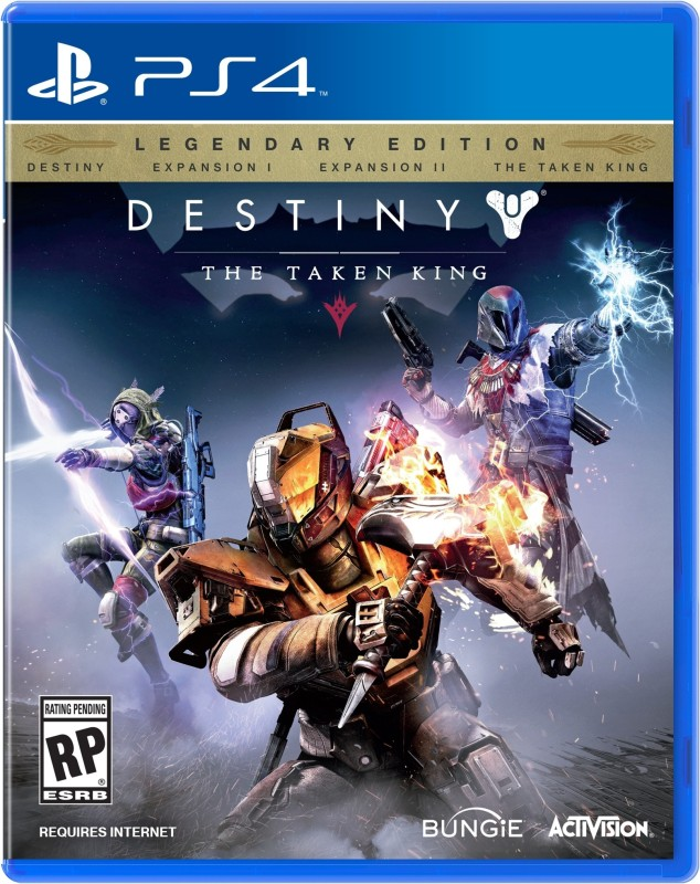 Destiny : The Taken King (Legendary Edition)(for PS4)