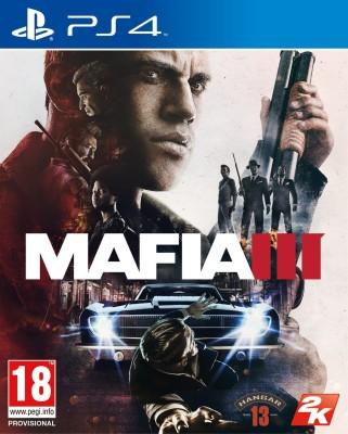 Mafia III(for PS4)
