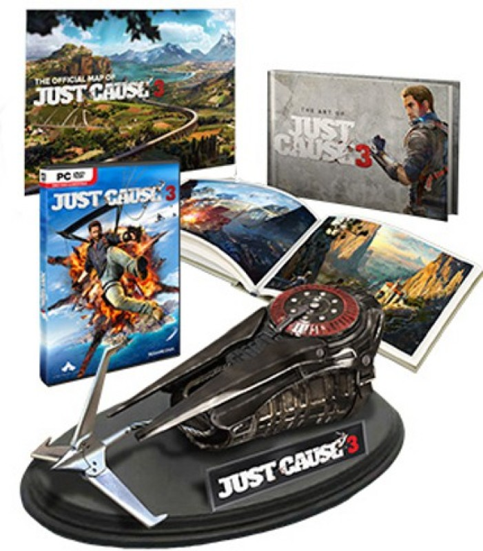 Just Cause 3 (Collector's Edition)(for PC)