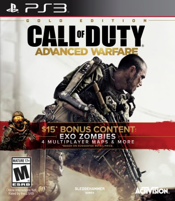 Call of Duty: Advanced Warfare (Gold Edition)