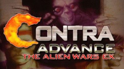 Contra Advance The Alien Wars Ex Game Boy (Fighting Edition)