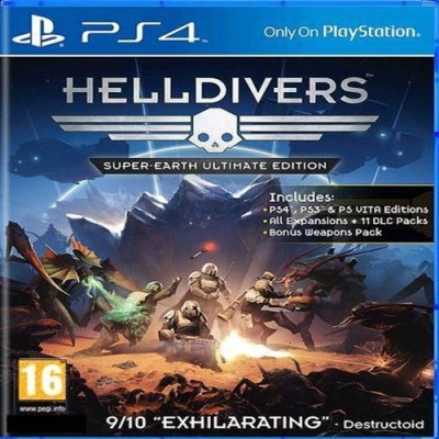 Helldivers Super: Earth Ultimate Edition (Ultimate Edition)