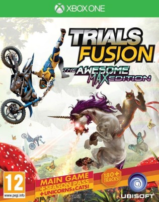 Trials Fusion : The Awesome Max Edition