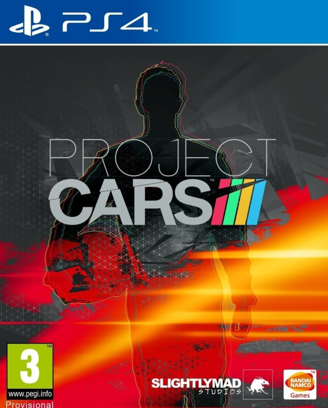 Project Cars(for PS4)