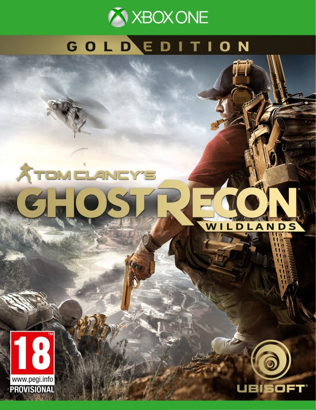 Tom Clancy's Ghost Recon: Wildlands (Gold Edition)(Game and Season Pass for Xbox One)