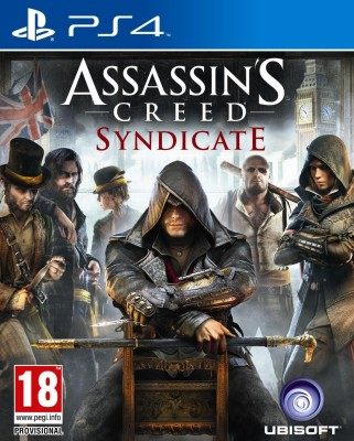 Assassin's Creed : Syndicate(for PS4)