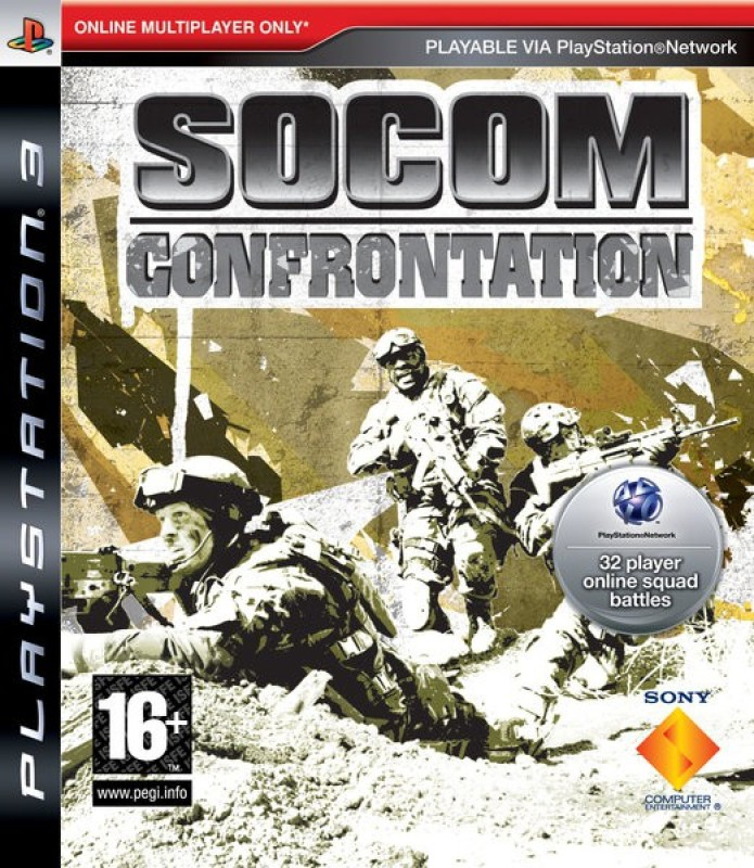 SOCOM : Confrontation(for PS3)
