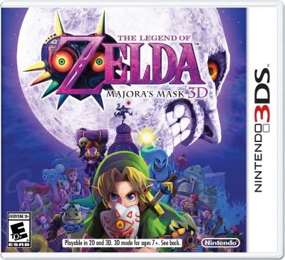 The Legend of Zelda : Majoras Mask 3D