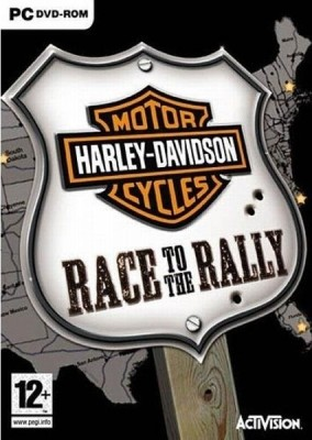 Harley - Davidson Motorcycles : Race to the Rally