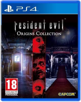 Resident Evil Origins Collection(for PS4) at flipkart