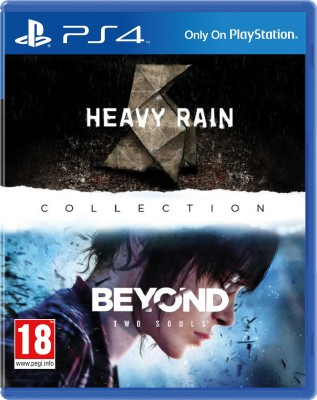 Heavy Rain and Beyond: Two Souls
