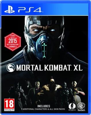 Mortal Kombat XL(for PS4)