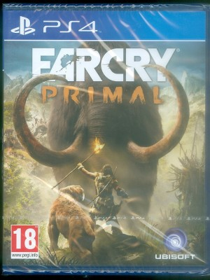 Far Cry Primal(for PS4)