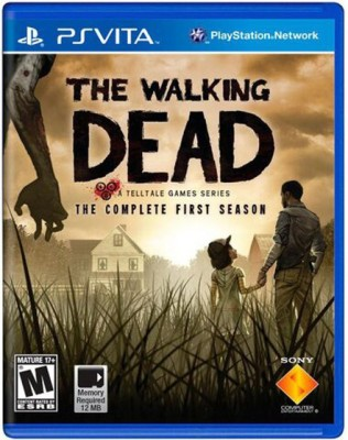 The Walking Dead : The Complete First Season(for PS Vita)