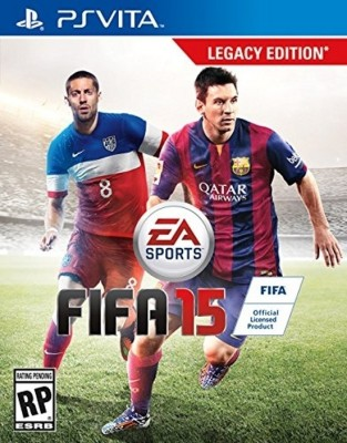 FIFA 15 (Legacy Edition)(for PS Vita)