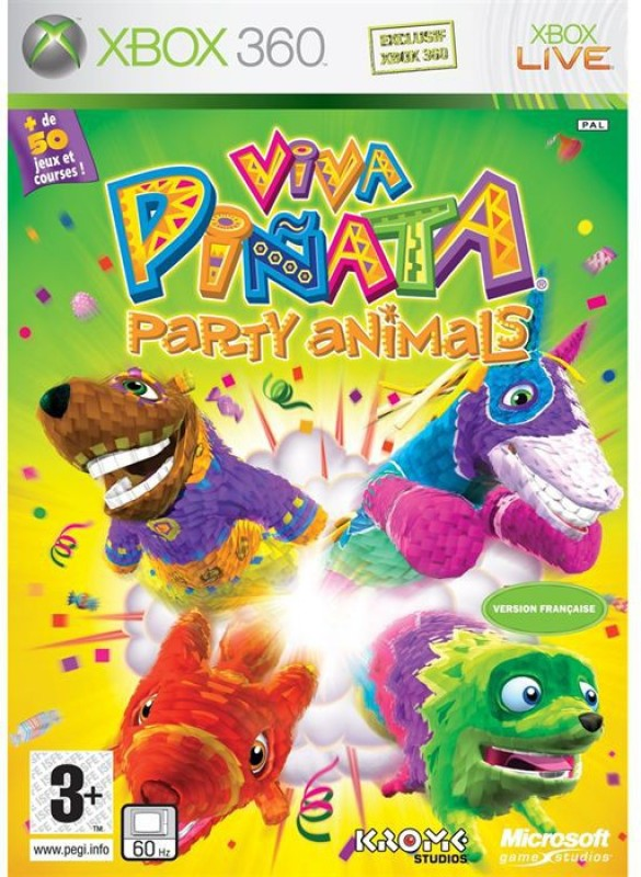 Viva Pinata: Party Animals(for Xbox 360)