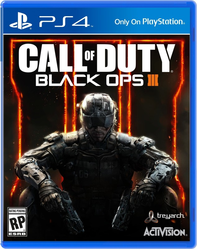 Call of Duty : Black Ops III(for PS4)