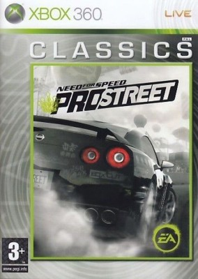 Need for Speed- ProStreet