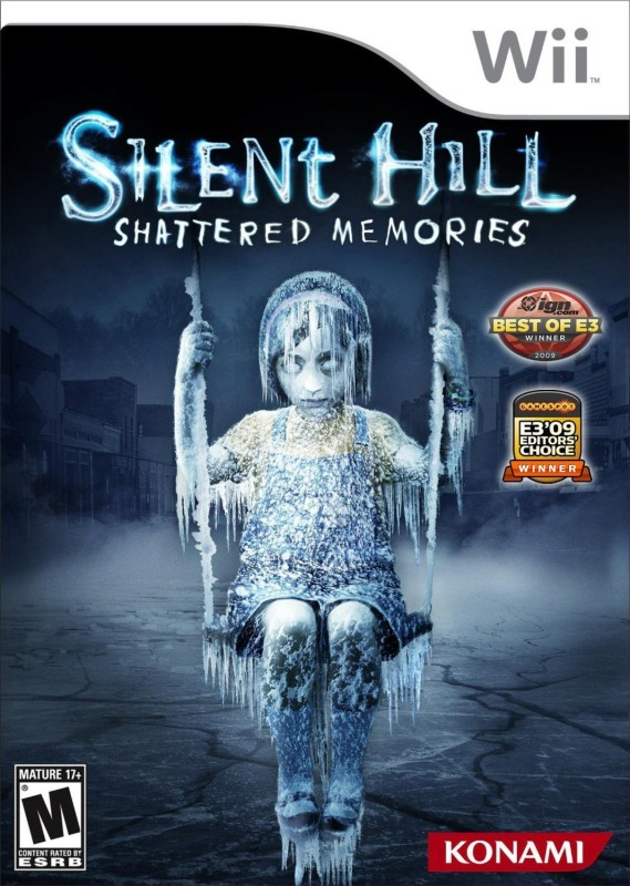 Silent Hill : Shattered Memories(for Wii)