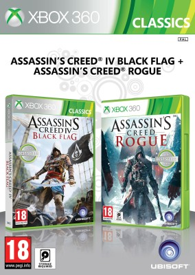 Assassin's Creed IV: Black Flag / Assassin's Creed Rogue