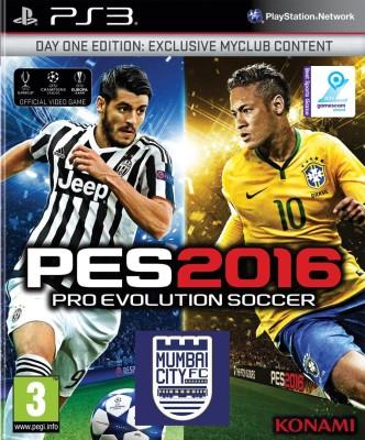 Pro Evolution Soccer 2016(for PS3)