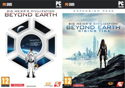 SID Meier's Civilization: Beyond Earth + Expansion Pack