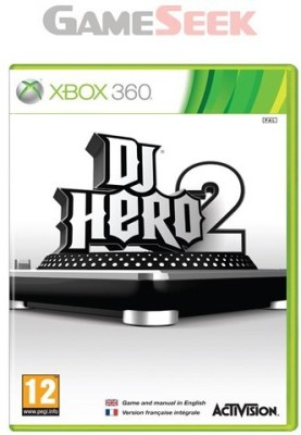 DJ Hero 2 Solus (Xbox 360 Edition)