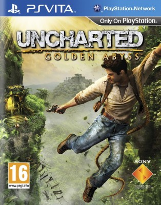 Uncharted Golden Abyss(for PS Vita)