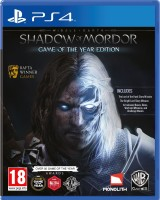 Middle - Earth : Shadow of Mordor (Game of the Year Edition)(for PS4)
